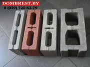 Декоративные блоки для забора рваный камень